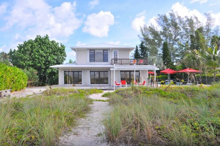 Exquisite Beachfront Villa with Private Pool