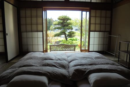 Ryokan style(A), About 1 hour  to Geto Ski Resort