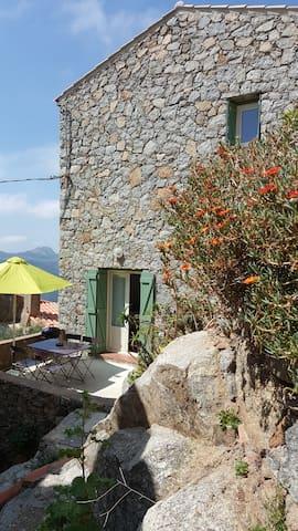 Maison dans un des plus beaux villages de corse - Sant'Antonino - House
