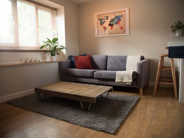The Cozy Crib. 1 bedroom apartment - Wimborne Minster - Wohnung