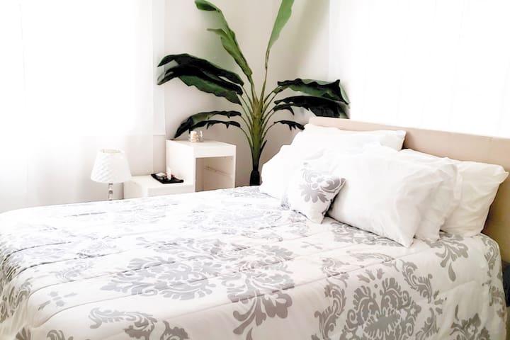 Downtown Orlando 15-min Queen Bed w/ Private Bath
