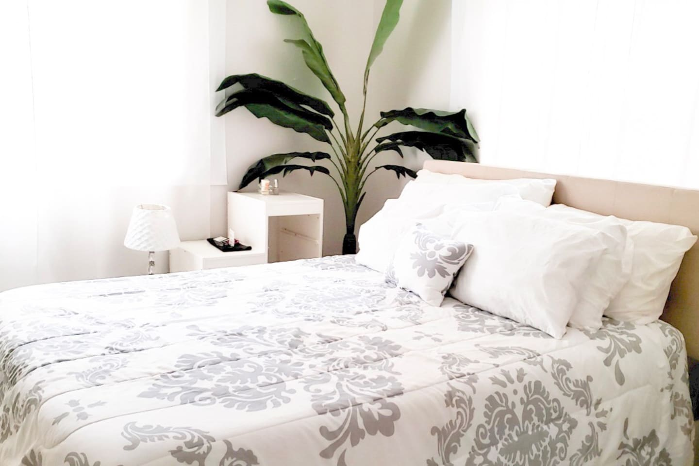 Rejuvenate on New Serta Beaty Rest Memory Foam bed.