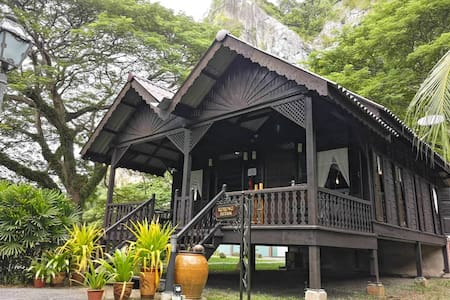 Keriang Hill - Family Chalet