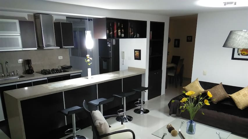 Floridablanca,sur de Bucaramanga,Impecable, 1A - Floridablanca - Appartement