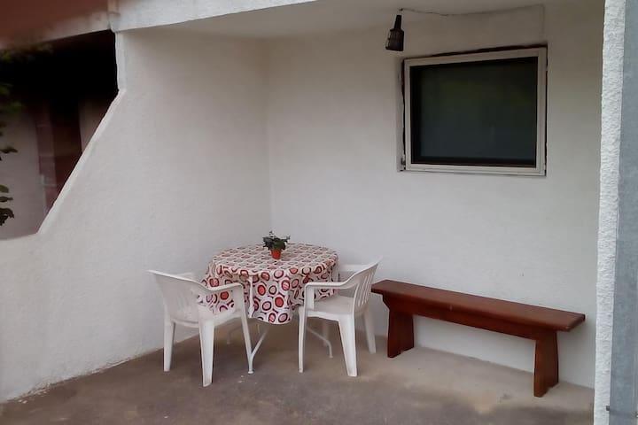 Terrace, Surface: 9 m²