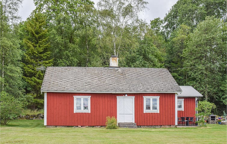 Holiday cottage with 1 bedroom on 57m² in Torup