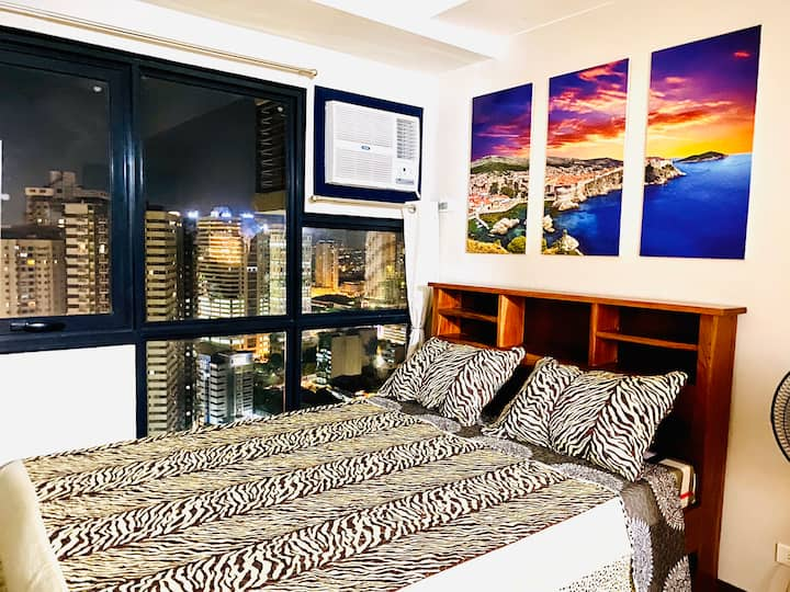 City View Condo in Edsa Cubao near Araneta Center