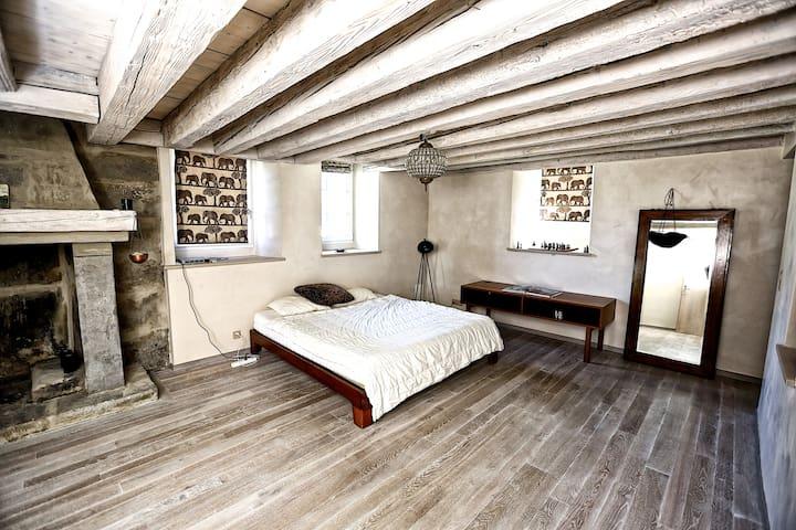 ELIZABETH TAYLOR Suite - Le Mont-sur-Lausanne - บ้าน