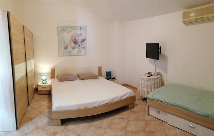 Aloe - small apartment near the sea