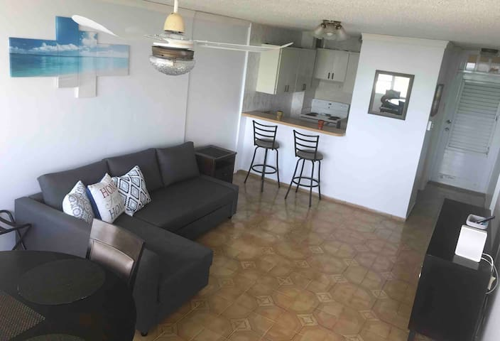 Beachfront Condo, Ocean View in Puerto Rico!