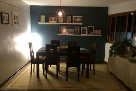 Private Room in Barranco duplex - Barranco District - Lejlighed