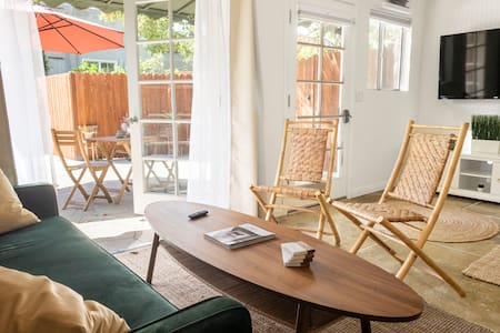 Relaxing Guest House With Private Garden Patio