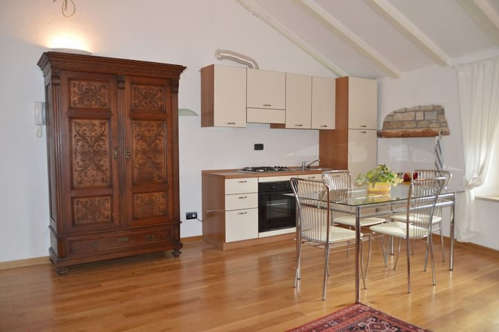 Charming apartment in the old town of Buje