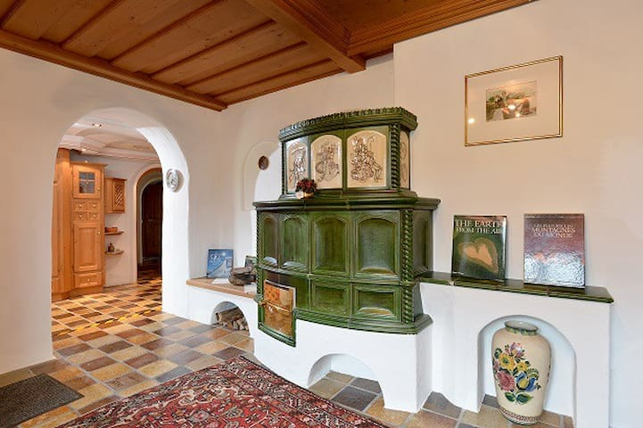 Landhaus Florian- Studio Hahnenkamm - Sankt Johann in Tirol - Apartment