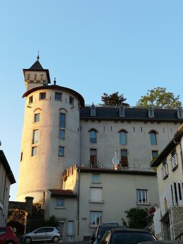 La vie de château proche de Nancy