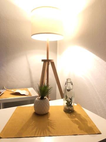 Home sweet home- kleines liebevolles Apartment