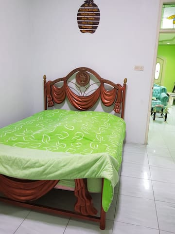 bedroom 4 with bath room 2 inside