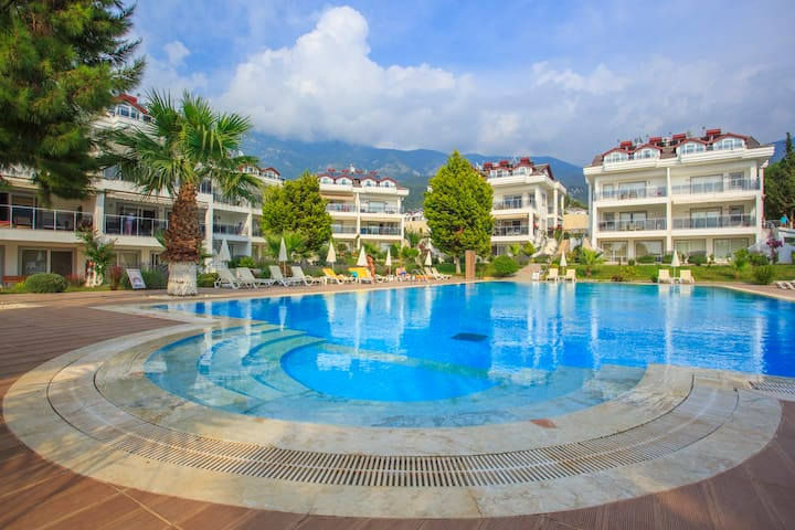 2 Bed Apartment in Ovacik, Fethiye