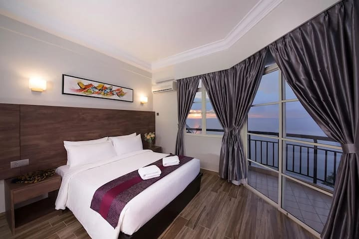 PD Luxury Sea View Two Bedroom Apartment #4