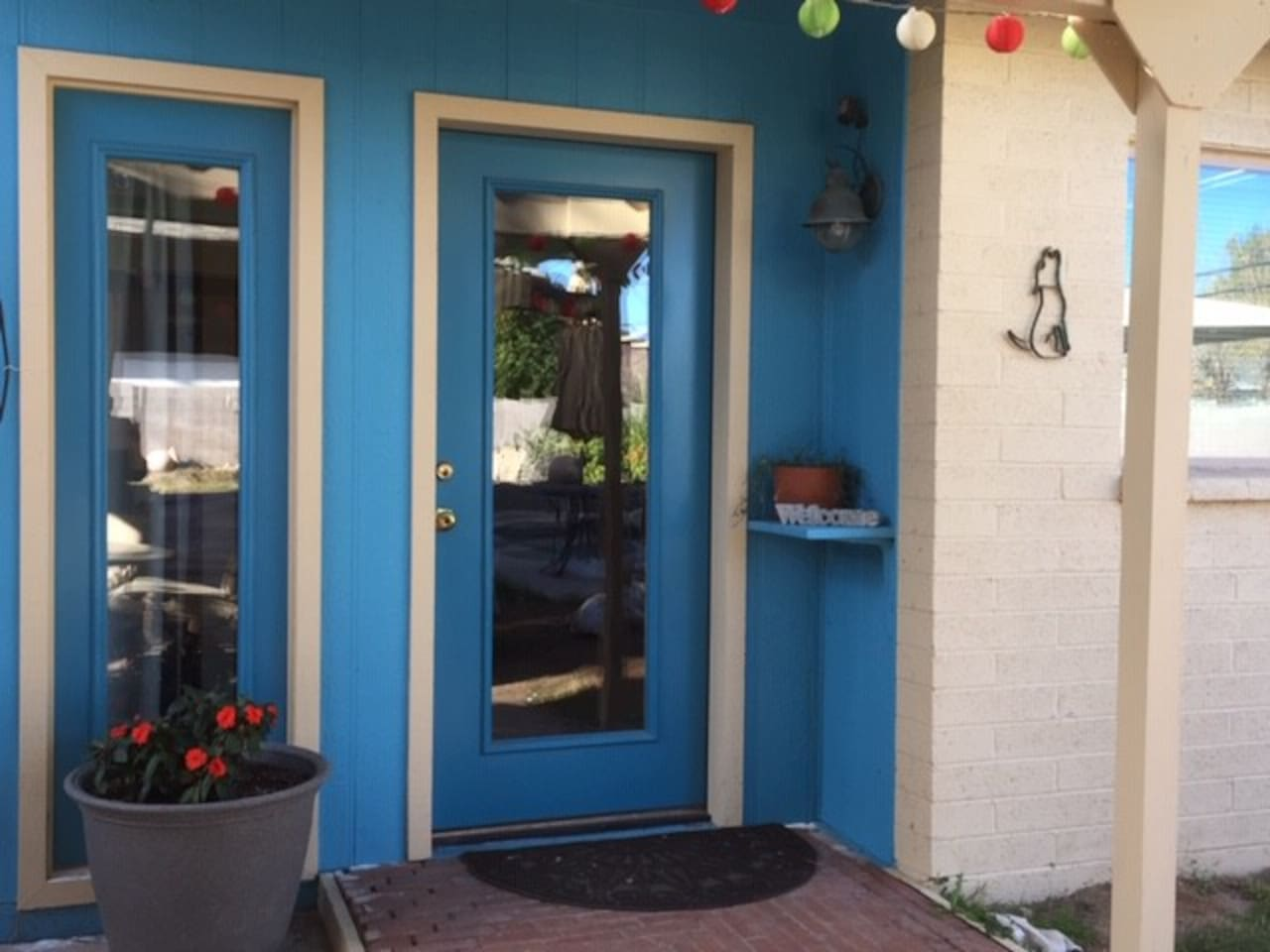 Your own little AirBNB guest house