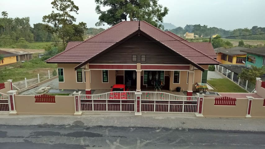 DBukit Losong Villa 2 SemiD Kuala Terengganu