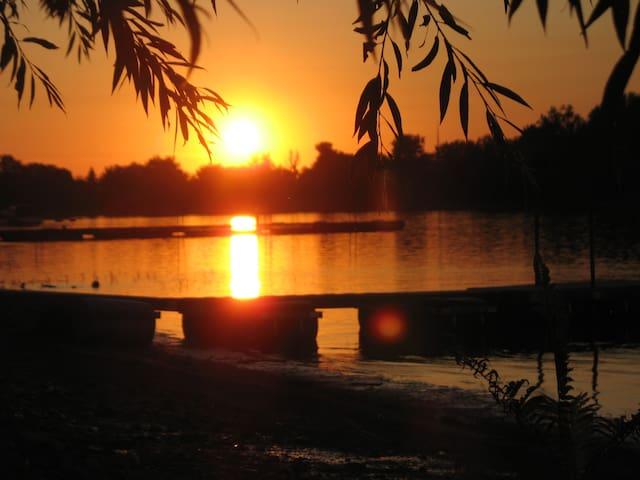 coucher de soleils fantastiques