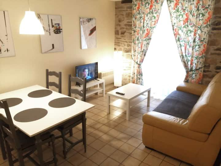 """Chez Gustou Appartement T2 """"Truyère"""""""