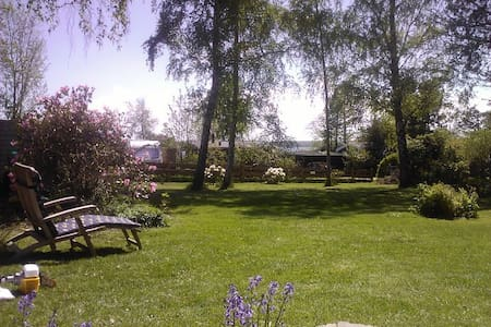 Beautiful summerhouse 1 hour drive from Copenhagen