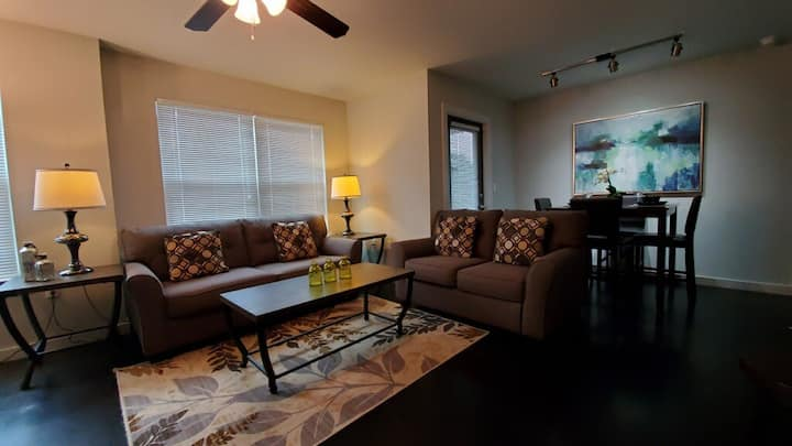 Furnished 1 Bedroom in the heart of Argenta