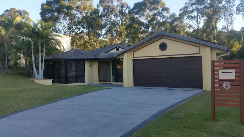 Central Gold Coast Family Home