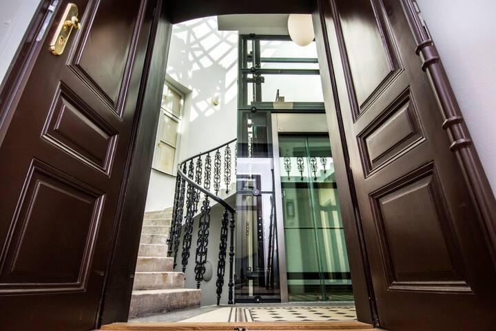 Cozy Luxurious Loft in City Centre
