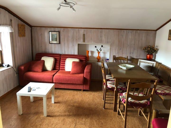 Appartamento vacanze a Cesuna (posti letto 9)