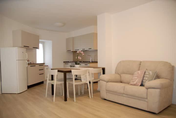 Appartamento ristrutturato in zona tranquilla