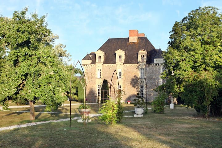 la vie de Château - Saint-Aubin-de-Luigné - Bed & Breakfast
