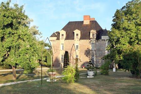 la vie de Château - Saint-Aubin-de-Luigné