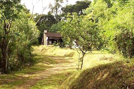 Chalé do Sítio Belas Flores - Resende - Dům