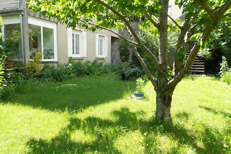 Appartement avec jardin en centre ville - Millau - Wohnung