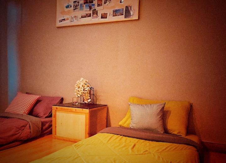 Cozy Room 50 Metres Away From BTS Bangchak