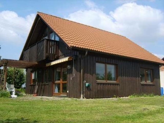 Ferienhaus Bauernhof Haus 9Personen - Wüstenrot - House
