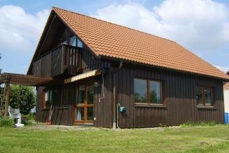 Ferienhaus Bauernhof Haus 9Personen - Wüstenrot - Casa