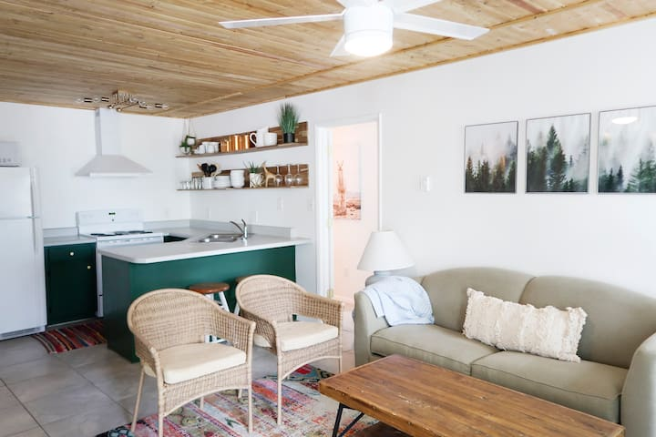 Place In The Pines |  Modern Boho Condo