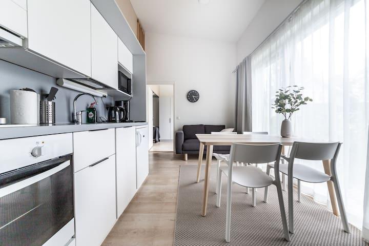 Cozy apartment in Martinlaakso, Vantaa