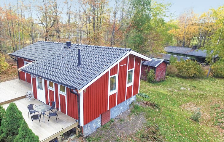 Holiday cottage with 2 bedrooms on 66m² in Trollhättan