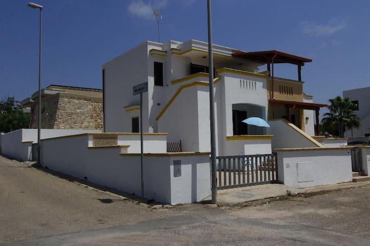 Appartamento  Torre Pali- Salve spiaggia salento