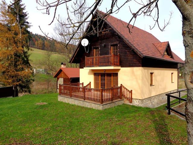 Cottage Josta - Jezersko