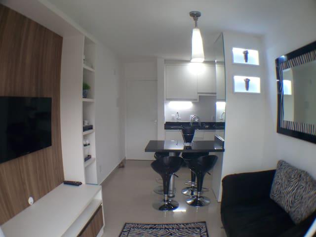 Belíssimo apartamento em Balneário Camboriú - 804B