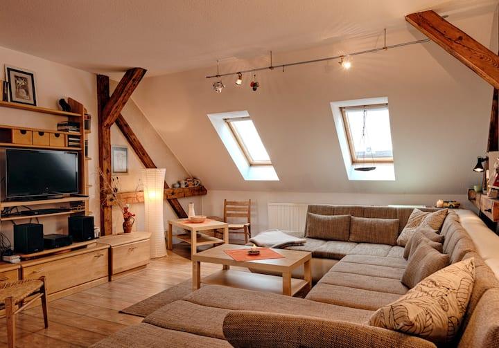 Schöne Wohnung in der Altstadt Erfurt