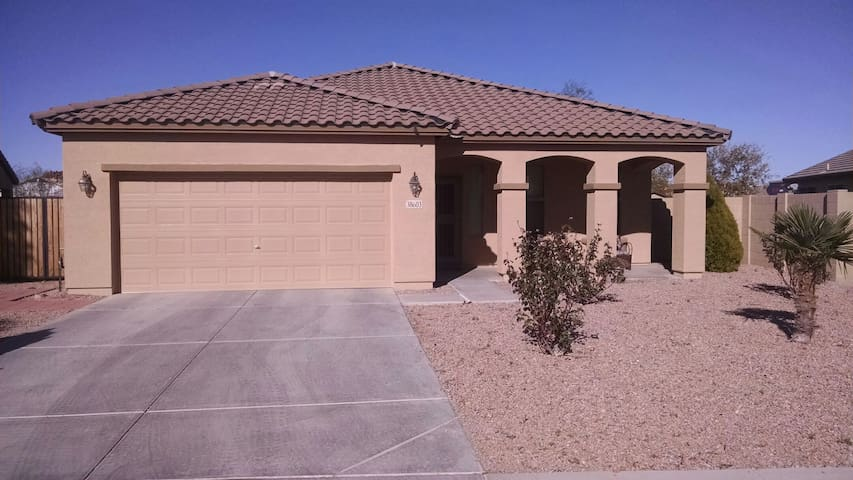 Quiet home in Queen Creek! - Queen Creek