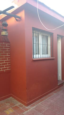 Accommodation, central zone of the City of Mendoza