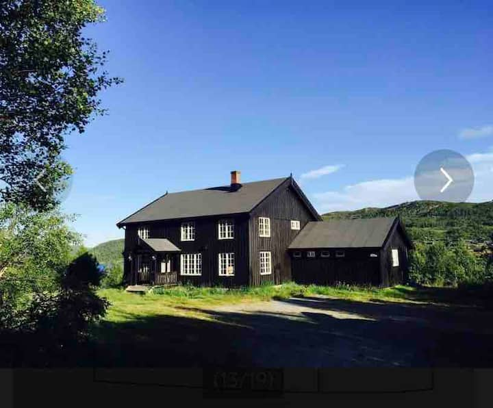 Autentic chalet in Telemark 24 beds